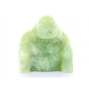 Serpentine, New Jade Buddha -  5cm