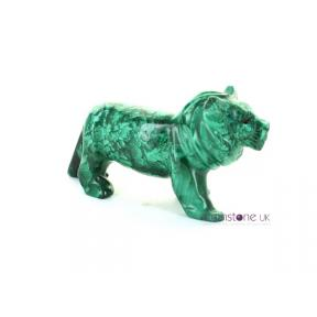 Malachite Lion