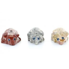 Soapstone Mouse (3 Pack)