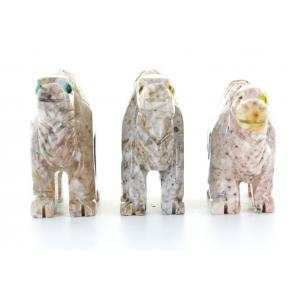 Soapstone Camel (3 Pack)