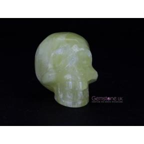 Calcite, Pineapple Skull