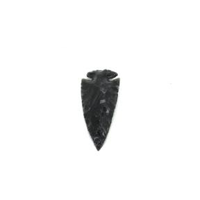 Obsidian Black Arrow Head 3