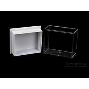 Plastic Rectangle Box (24 Pack)