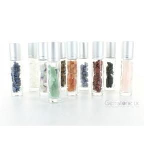 Crystal Chip Rollerball Bottle Set