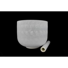 Quartz Singing Bowl - F Note