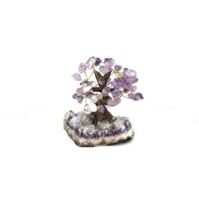 Amethyst Bonsai Tree - Medium