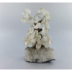 Quartz Bonsai Tree - Medium