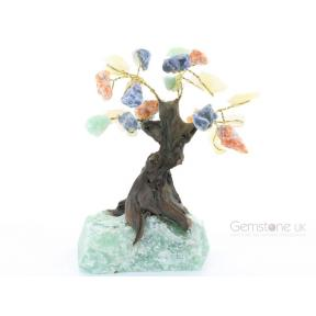 Mixed Crystal Bonsai Tree - Small