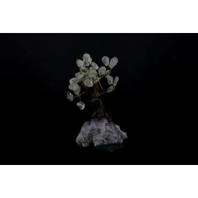Quartz Bonsai Tree - Small