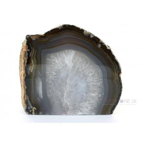Agate, Natural Candle Holder