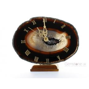 Agate, Natural Clock