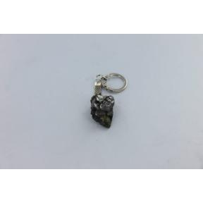 Shungite Elite Rough Keyring