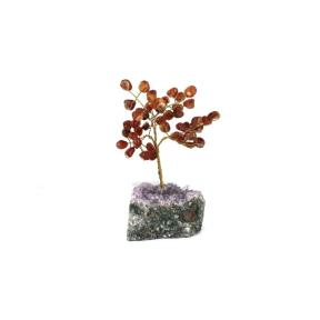 Carnelian Gem Tree - Large