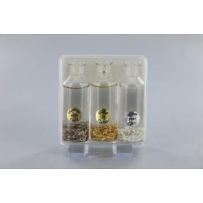 Precious Metals Vial Set