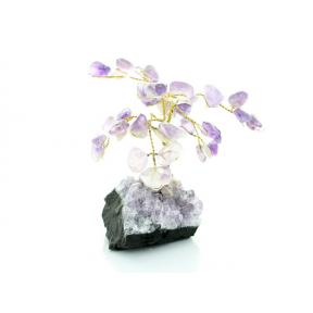 Amethyst Gem Tree - Small