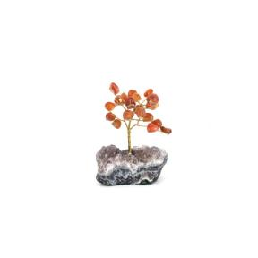 Carnelian Gem Tree - Small