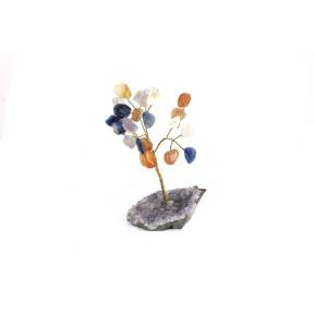 Mixed Crystal Gem Tree - Small