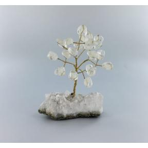 Quartz Gem Tree - Small