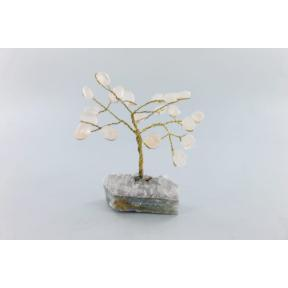 Rose Quartz Gem Tree - Small