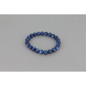 Kyanite 8mm Bead Bracelet