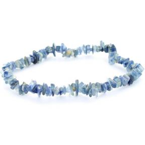 Kyanite Stone Chip Bracelet (3 Pack)