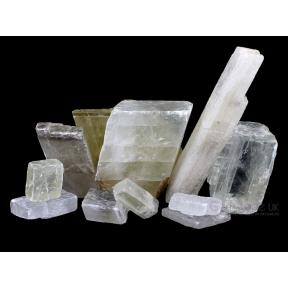 Calcite, Optical Cubes - C Grade