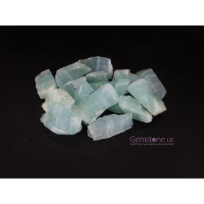Calcite, Aqua - Rough