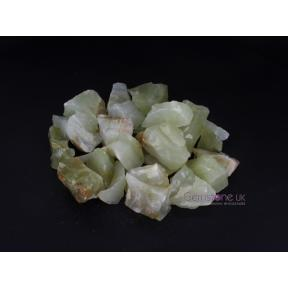 Calcite, Green - Rough