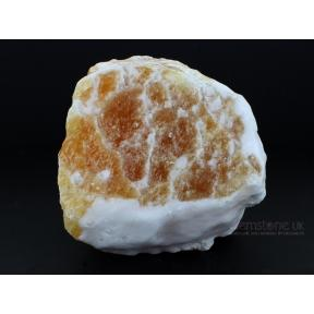 Calcite Orange - 11 - Rough AW