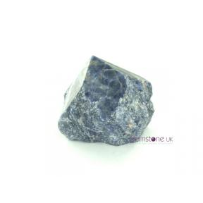 Sodalite Rough Mini Polish Point