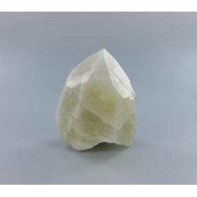 Quartz, Sulphur Rough and Polished Point - 3 - 400