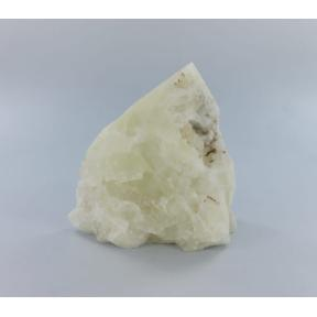 Quartz, Sulphur Rough and Polished Point - 4 - 500