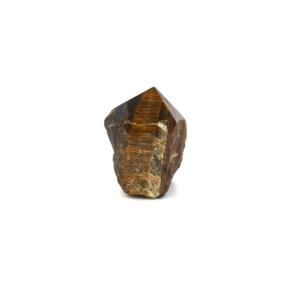 Tiger Eye Rough Polished Point 0.2