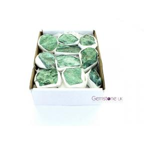 Fuchsite Rough Small Flat Pack