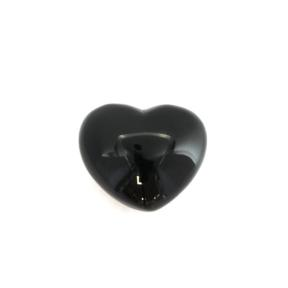 Obsidian, Black Heart - Large