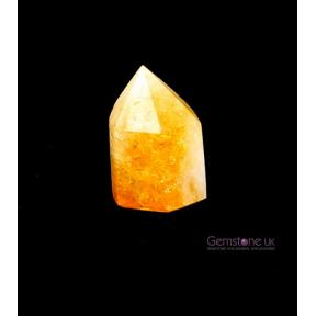 Citrine Polished Point - 1