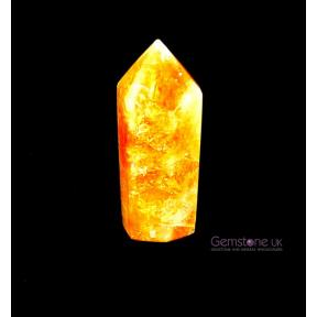 Citrine Polished Point - 3