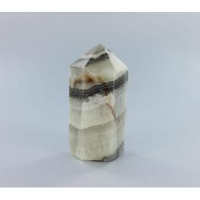 Green Aragonite Point 2