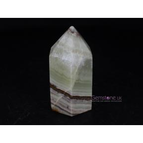 Green Aragonite Point 1