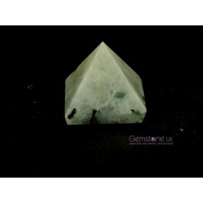 Rainbow Moonstone Pyramid 1