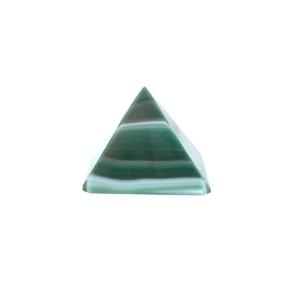 Agate, Green Pyramid 6
