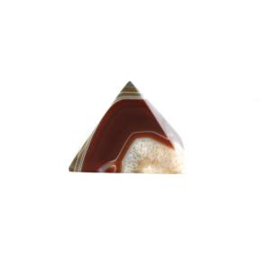 Agate, Brown Pyramid 7