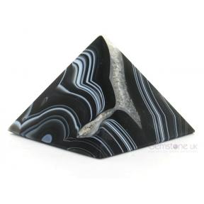 Agate, Black Pyramid 8