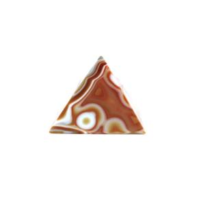 Agate, Brown Pyramid 9