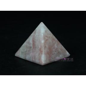 Calcite, Strawberry Pyramid
